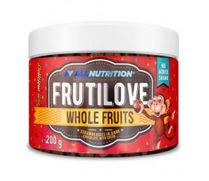 AllNutrition Frutilove Whole Fruits Strawberry in Dark Chocolate with Cocoa 200g