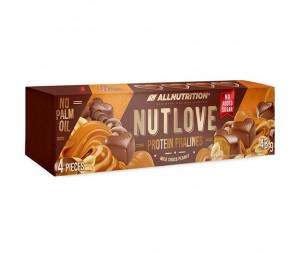 AllNutrition NutLove Protein Pralines 48g Milk Choco Peanut