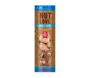 AllNutrition Nutlove Whole Nuts Almonds In White Chocolate And Cinnamon 30g