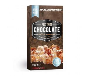AllNutrition Protein Chocolate 100g Salted Caramel