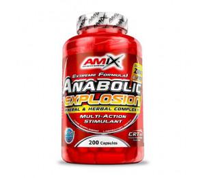 AMIX Anabolic Explosion Complex 200caps