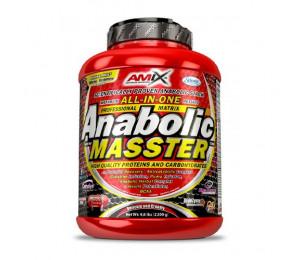AMIX Anabolic Masster 2200g (Parim enne: 10.2021)