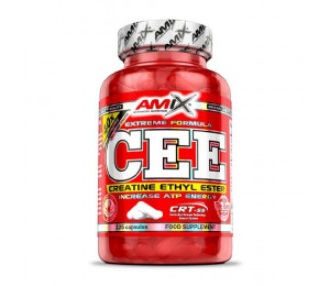 AMIX CEE Creatine Ethyl Ester 125caps