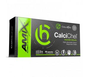 AMIX ChelaZone CalciChel 90caps