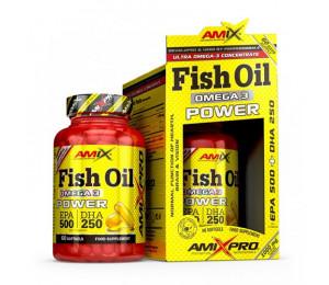 AMIX Fish Oil Omega 3 Power 60 softgels