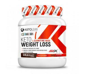 AMIX KetoLean Keto Weight Loss 240g
