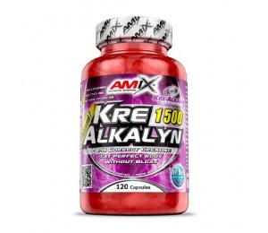 AMIX Kre-Alkalyn 120caps