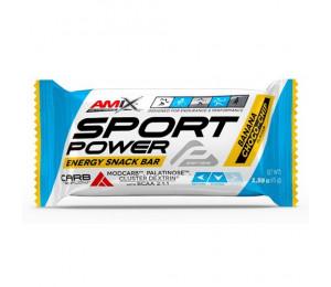 AMIX Sport Power Energy Snack Bar 45g