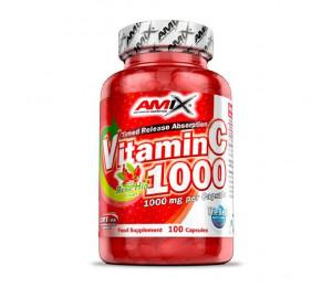 AMIX Vitamin C 1000mg 100caps