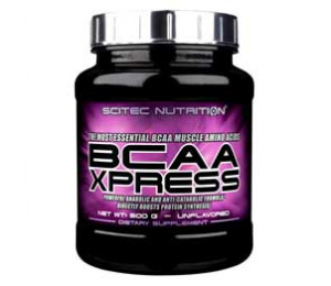 Scitec BCAA XPRESS, 500g - UNFLAVORED