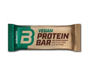 BioTech USA Vegan Protein Bar 50g