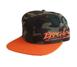 "Brachial Snapback Cap ""Protect"" - Camouflage"