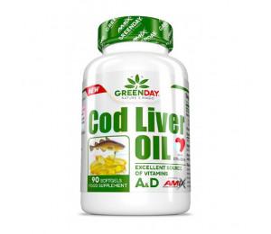 AMIX Cod Liver Oil 90 softgels