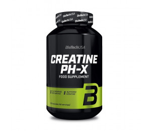 BioTech USA Creatine pH-X, 210caps