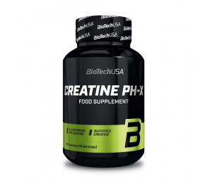 BioTech USA Creatine pH-X, 90caps