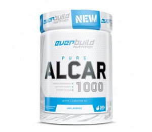 Everbuild Alcar Acethyl L-carnitine 1000, 200g