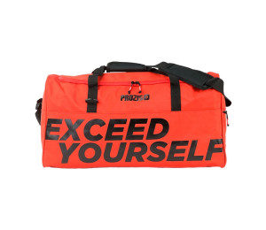 Prozis Exceed Yourself Red-Black Gym Bag