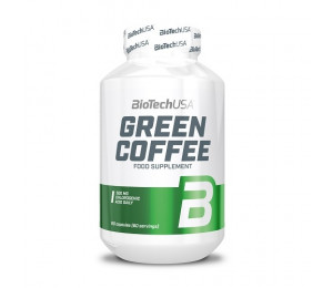 BioTech USA Green Coffee 120caps