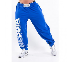 Nebbia Harcore Fitness Sweatpants 310 Blue