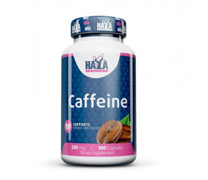 Haya Labs Caffeine 200mg 100caps