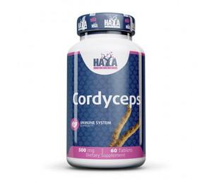 Haya Labs Cordyceps 500mg 60tabs
