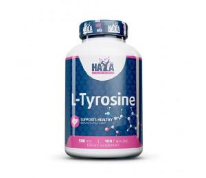 Haya Labs L-Tyrosine 500mg 100caps