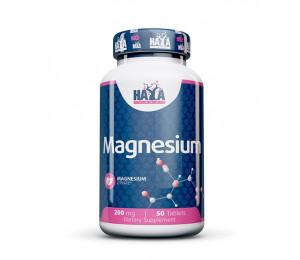 Haya Labs Magnesium Citrate 200mg 50tab