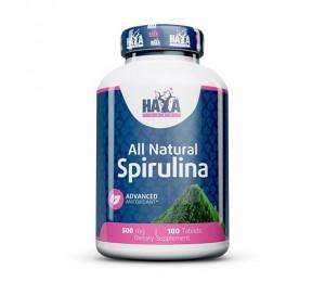 Haya Labs All Natural Spirulina 500mg 100tabs