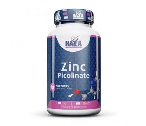 Haya Labs Zinc Picolinate 30mg 60tabs