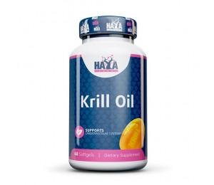 Haya Labs Krill Oil 500mg 60 softgels