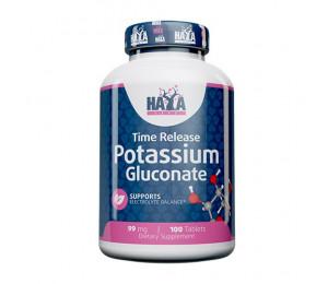 Haya Labs Potassium Gluconate 100tabs