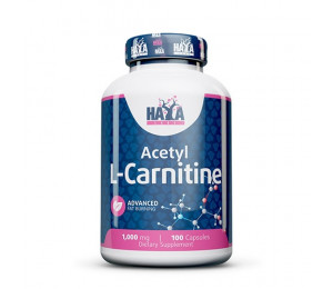 Haya Labs Acetyl L-Carnitine 1000mg 100caps