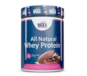 Haya Labs 100% All Natural Whey Protein 454g - Cacao