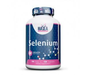 Haya Labs Selenium 100mcg 120caps