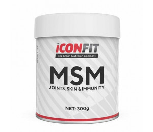 ICONFIT MSM Pulber 300g
