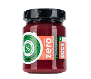 "Mr. Djemius Zero Jam ""Strawberry"" 270g"