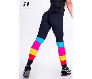 Nebbia Leggings Rainbow 278
