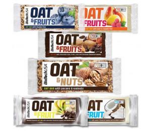 BioTech USA Oat & Fruits (Nuts) 70g