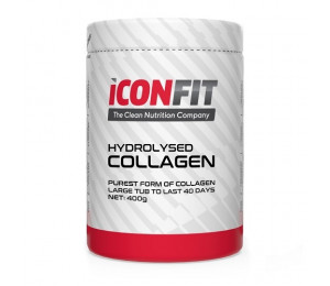 ICONFIT Hydrolysed Collagen 400g