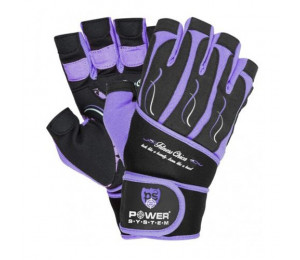 Power System Gloves Fitness Chica