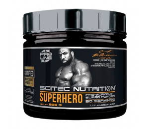 Scitec Superhero Pre-Workout 285g
