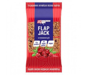 ProteinRex Oatmeal Protein Cookies Flap Jack 60g Cranberry