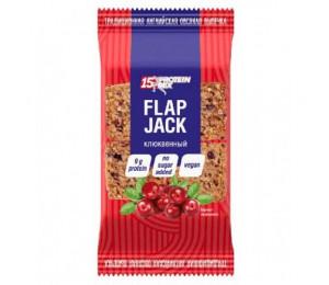 ProteinRex Oatmeal Protein Cookies Flap Jack 60g Cranberry (Parim enne: 02.08.2021)