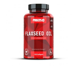 Prozis Flaxseed Oil 120 softgels