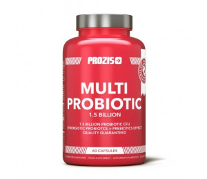 Prozis Multi-Probiotic 1.5 Billion, 60caps