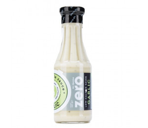 "Mr. Djemius Zero Sauce ""Garlic"" 330g"