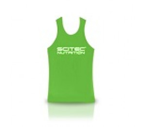Scitec Normal Green Girl Tank Top