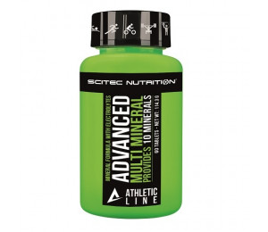 Scitec Advanced Multi Mineral 60tabs