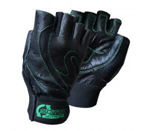 "Scitec Gloves ""Green Style"""