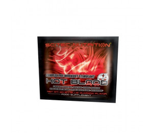 Scitec HOT BLOOD 3.0, 20g